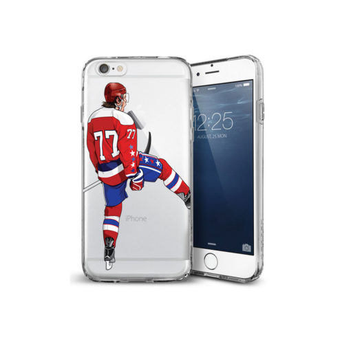 77 Hockey iPhone Case