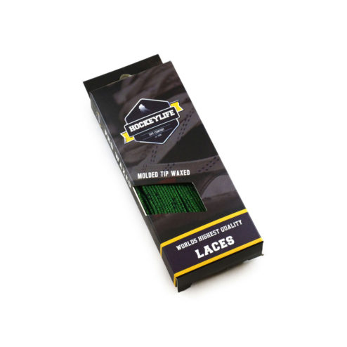 Howies Hockey Laces Green