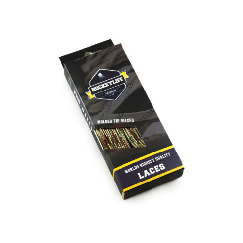Howies Hockey Laces Camo
