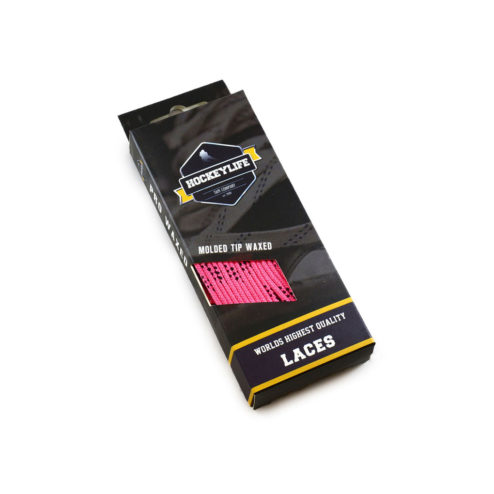 Howies Hockey Laces Pink