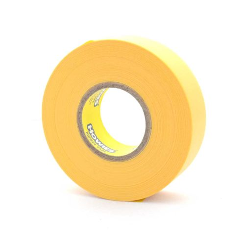 Howies Shin Pad Tape Yellow