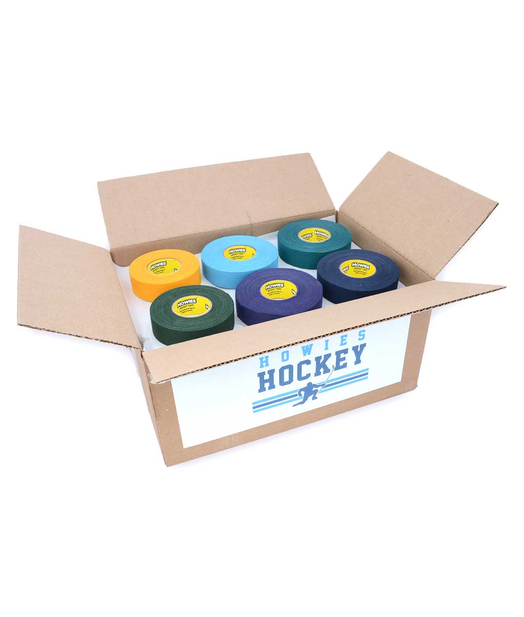 howies colors cloth hockey tape 10 rolls hockeylife eu