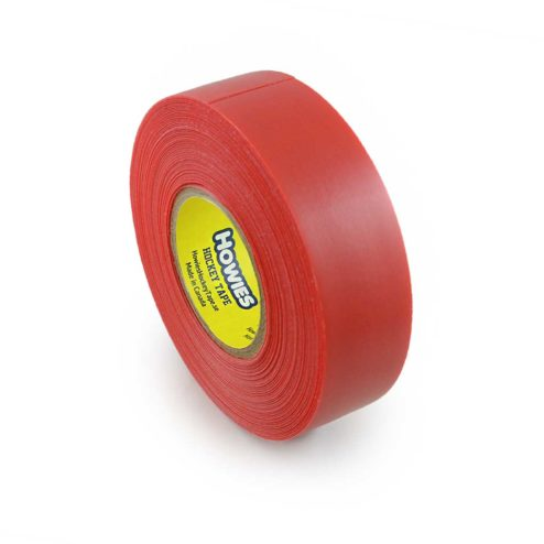 Howies Red Poly Tape