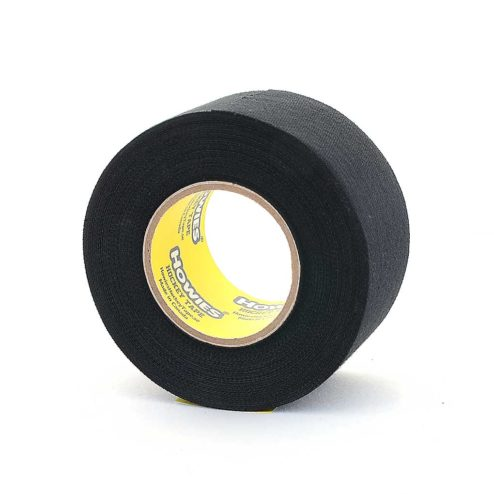 Howies Black Cloth Hockey Tape 36mm
